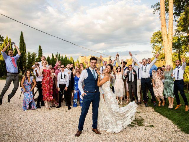 Il matrimonio di Paul e Chiara a Chiusdino, Siena 48