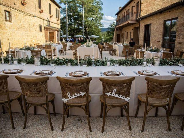 Il matrimonio di Paul e Chiara a Chiusdino, Siena 49