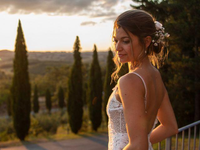 Il matrimonio di Paul e Chiara a Chiusdino, Siena 51