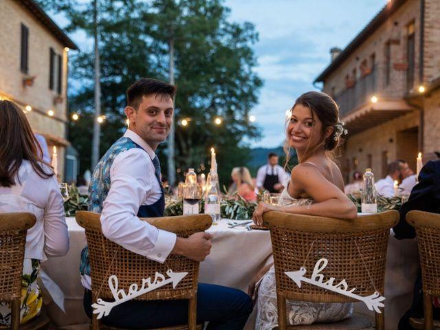Il matrimonio di Paul e Chiara a Chiusdino, Siena 55