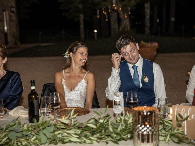 Il matrimonio di Paul e Chiara a Chiusdino, Siena 58