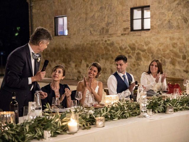 Il matrimonio di Paul e Chiara a Chiusdino, Siena 60