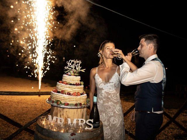 Il matrimonio di Paul e Chiara a Chiusdino, Siena 63