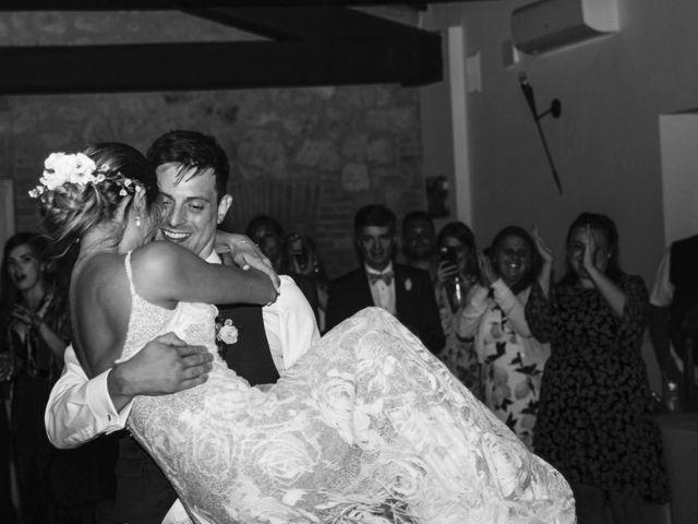 Il matrimonio di Paul e Chiara a Chiusdino, Siena 66