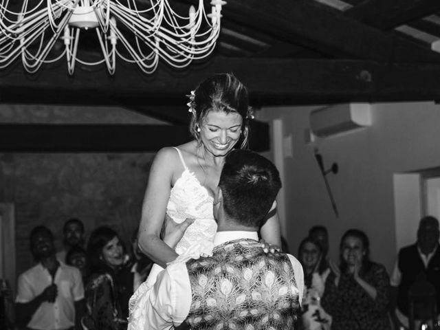 Il matrimonio di Paul e Chiara a Chiusdino, Siena 67