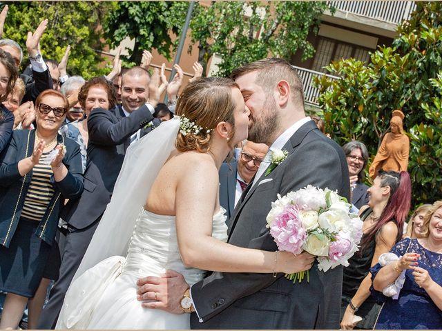 le nozze di Donatella e Nicolo