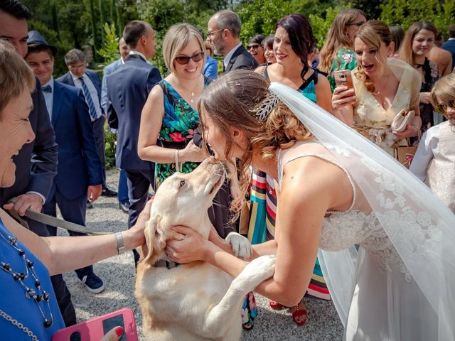 Il matrimonio di Alberto e Gaetana a Castello di Godego, Treviso 14