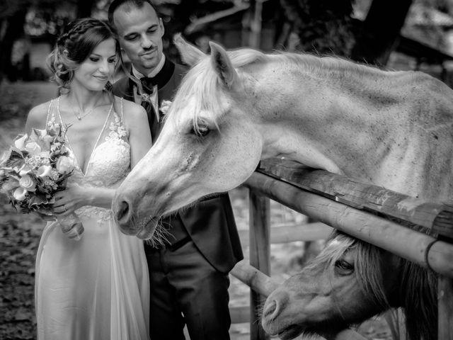 Il matrimonio di Alberto e Gaetana a Castello di Godego, Treviso 30