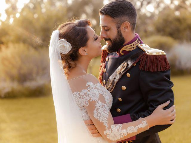 Le nozze di Rosy e Antonio