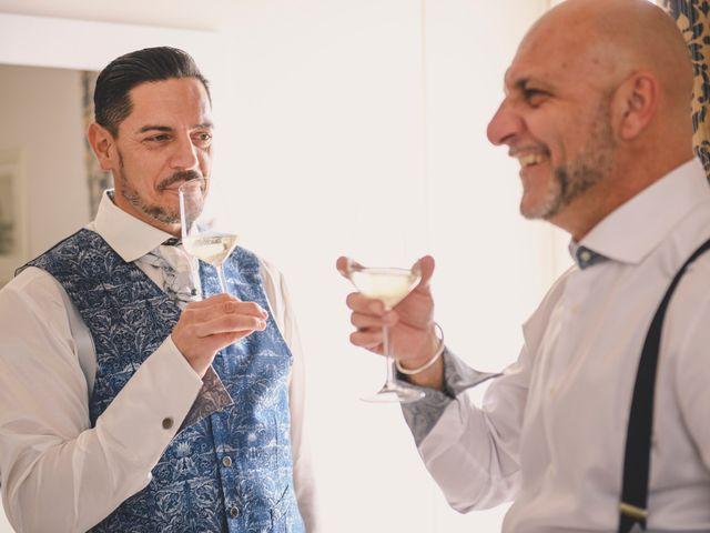 Il matrimonio di Maurizio e Massimo a Livorno, Livorno 14
