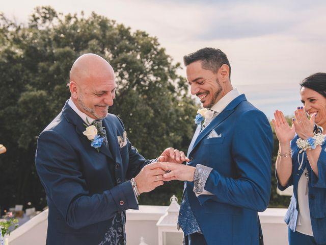 Il matrimonio di Maurizio e Massimo a Livorno, Livorno 25