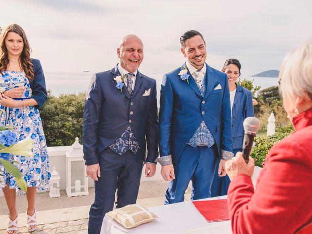 Il matrimonio di Maurizio e Massimo a Livorno, Livorno 26