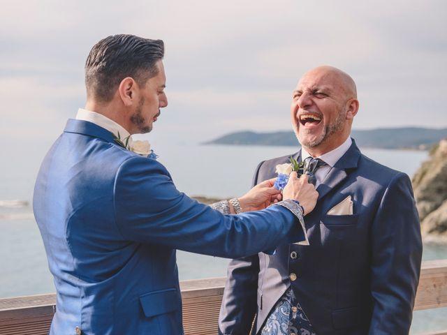 Il matrimonio di Maurizio e Massimo a Livorno, Livorno 35