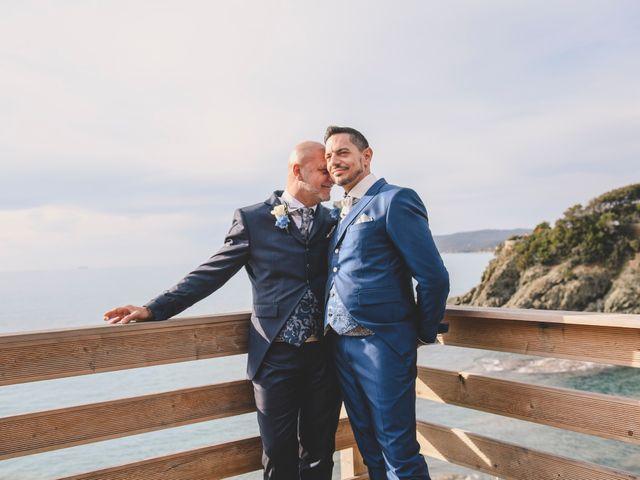 Il matrimonio di Maurizio e Massimo a Livorno, Livorno 36