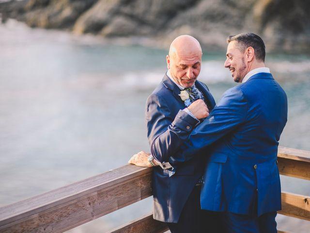 Le nozze di Massimo e Maurizio