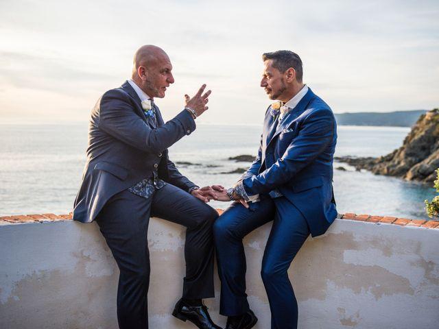 Il matrimonio di Maurizio e Massimo a Livorno, Livorno 40
