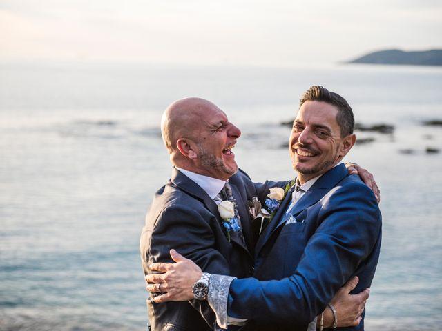 Il matrimonio di Maurizio e Massimo a Livorno, Livorno 41