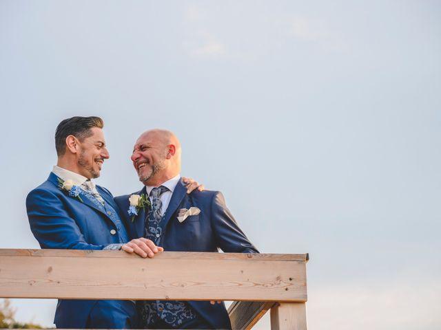 Il matrimonio di Maurizio e Massimo a Livorno, Livorno 42