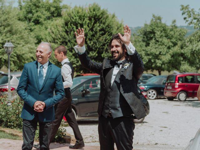 Il matrimonio di Nadia e Stefano a Pescara, Pescara 40