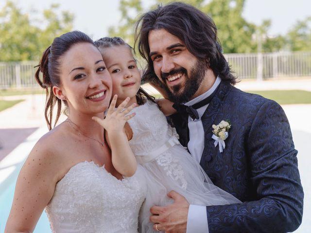 Il matrimonio di Nadia e Stefano a Pescara, Pescara 41