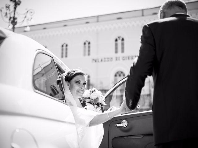 Il matrimonio di Matteo e Martina a Chieti, Chieti 11