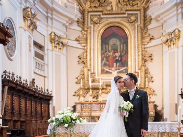 Il matrimonio di Matteo e Martina a Chieti, Chieti 17