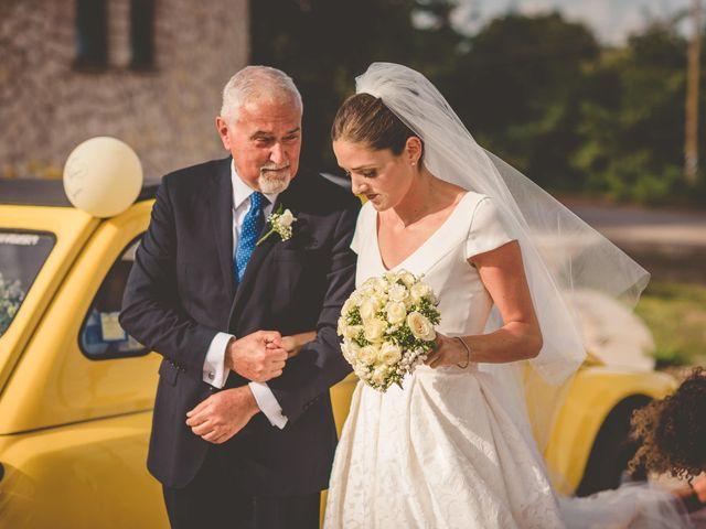 Il matrimonio di Andrea e Marta a San Felice Circeo, Latina 20