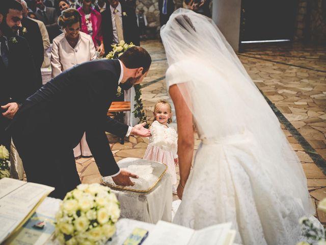 Il matrimonio di Andrea e Marta a San Felice Circeo, Latina 23