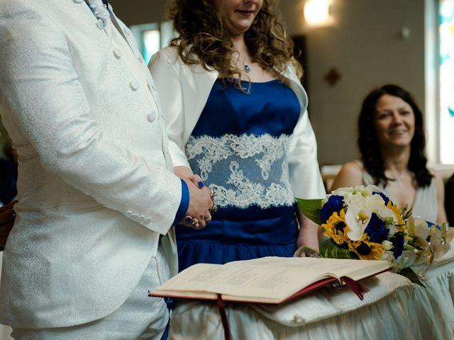 Il matrimonio di Umberto e Giorgia a Casale Monferrato, Alessandria 18