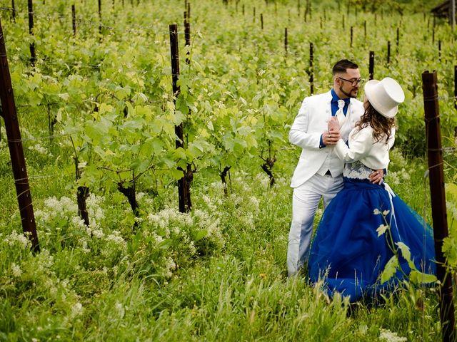 Il matrimonio di Umberto e Giorgia a Casale Monferrato, Alessandria 35