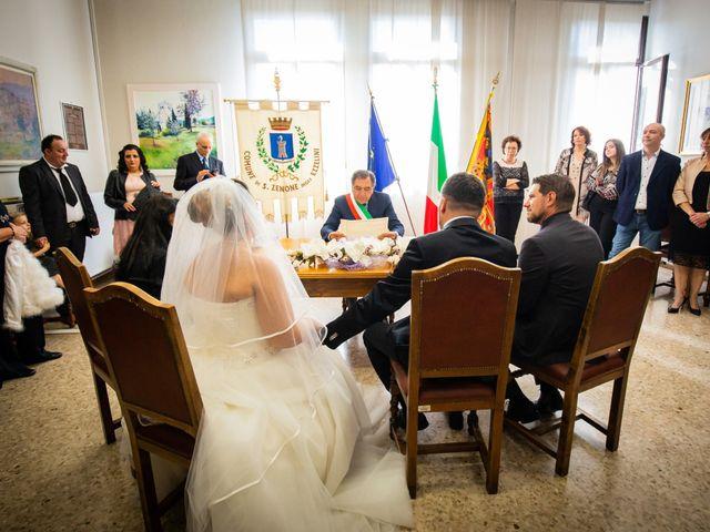 Il matrimonio di Michele e Roberta a Cittadella, Padova 107