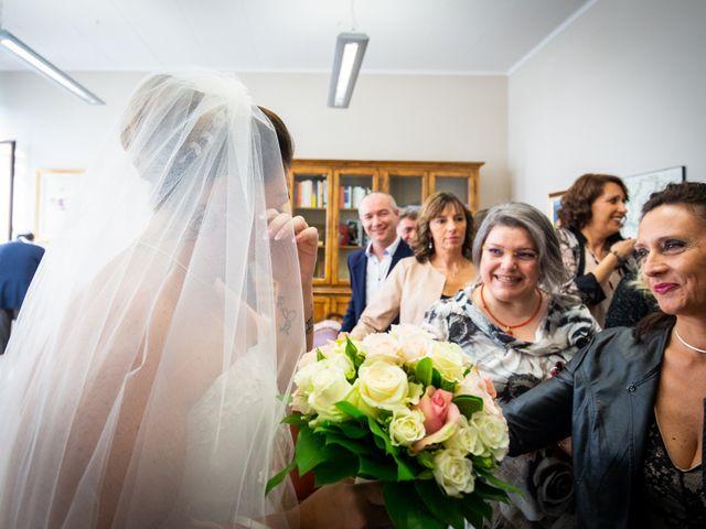 Il matrimonio di Michele e Roberta a Cittadella, Padova 109