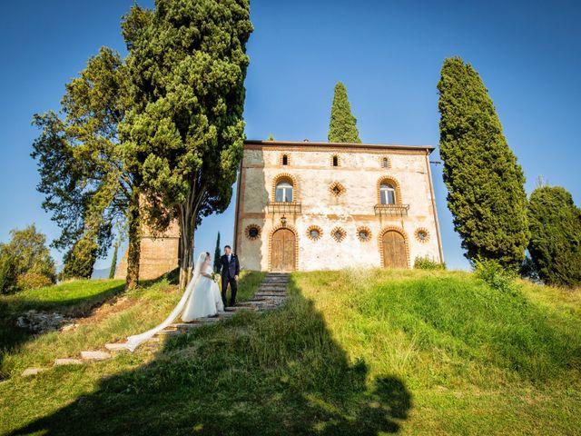 Il matrimonio di Michele e Roberta a Cittadella, Padova 112