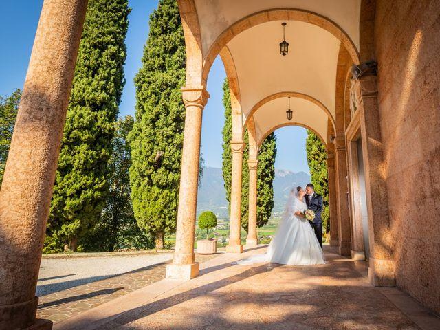 Il matrimonio di Michele e Roberta a Cittadella, Padova 125
