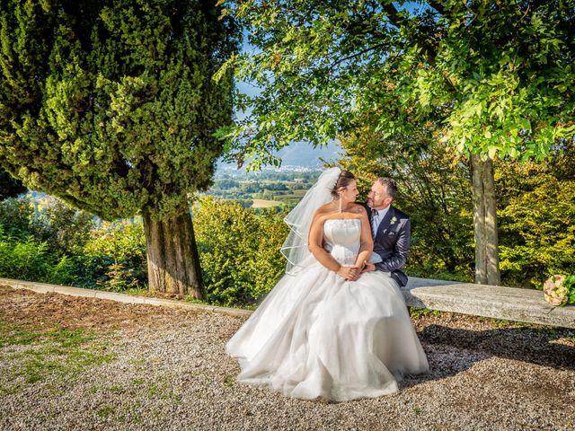 Il matrimonio di Michele e Roberta a Cittadella, Padova 128