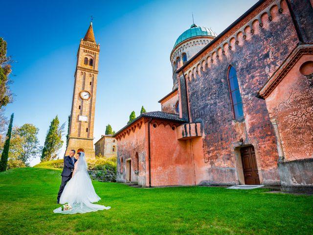 Il matrimonio di Michele e Roberta a Cittadella, Padova 131