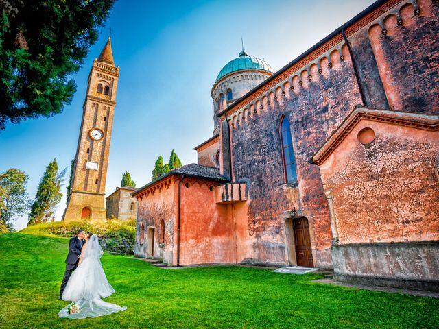 Il matrimonio di Michele e Roberta a Cittadella, Padova 132