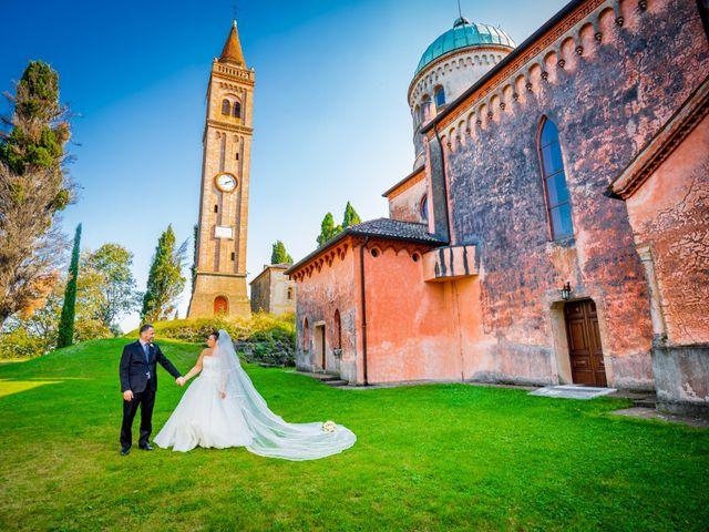 Il matrimonio di Michele e Roberta a Cittadella, Padova 133