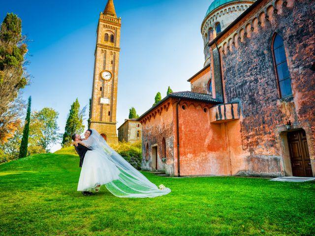 Il matrimonio di Michele e Roberta a Cittadella, Padova 134