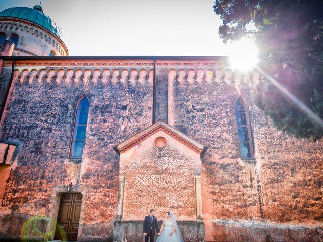 Il matrimonio di Michele e Roberta a Cittadella, Padova 136