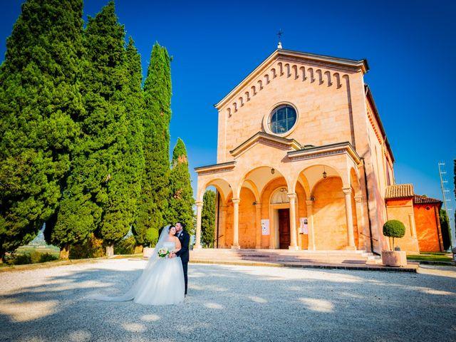 Il matrimonio di Michele e Roberta a Cittadella, Padova 140