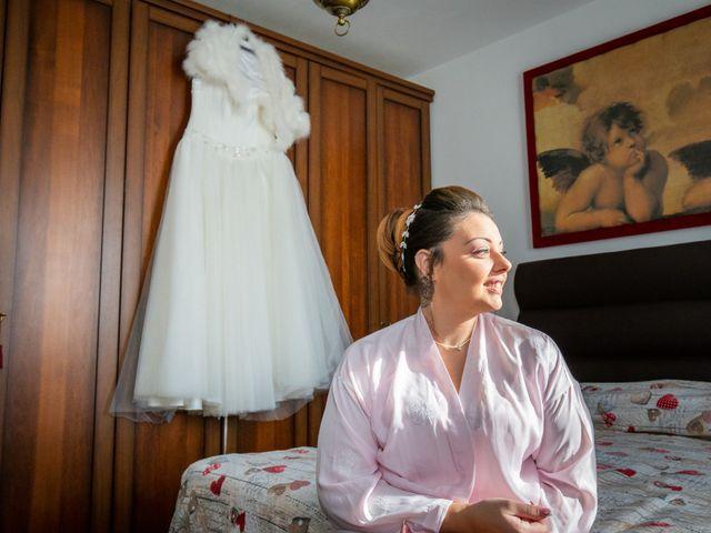 Il matrimonio di Michele e Roberta a Cittadella, Padova 171
