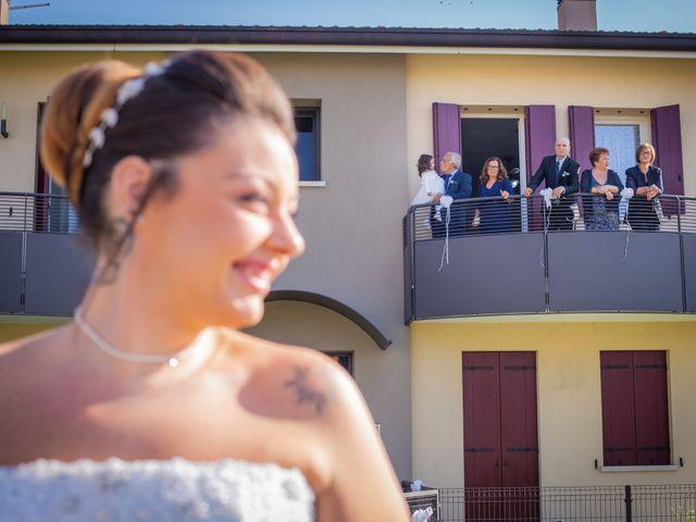 Il matrimonio di Michele e Roberta a Cittadella, Padova 179