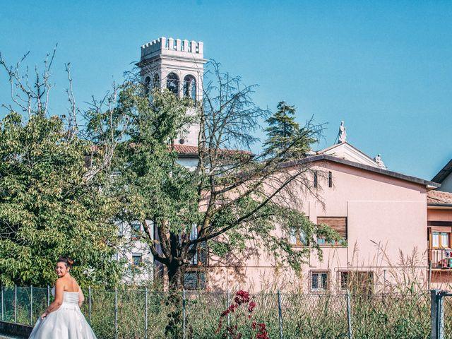 Il matrimonio di Michele e Roberta a Cittadella, Padova 180