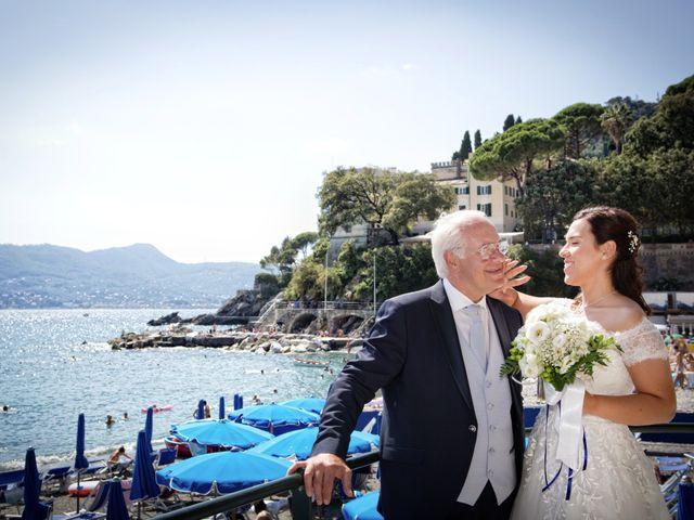 Il matrimonio di Alessandro e Simona a Zoagli, Genova 13