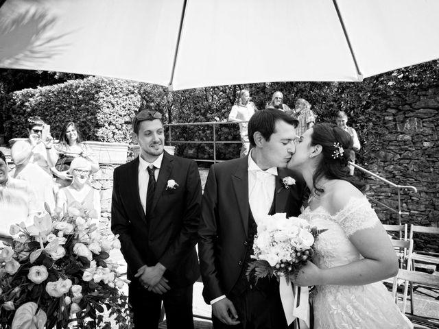 Il matrimonio di Alessandro e Simona a Zoagli, Genova 18