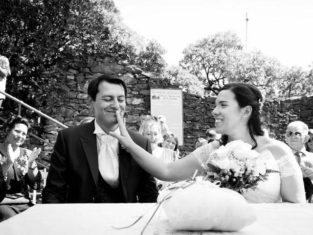 Il matrimonio di Alessandro e Simona a Zoagli, Genova 19
