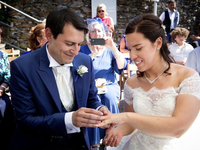 Il matrimonio di Alessandro e Simona a Zoagli, Genova 21