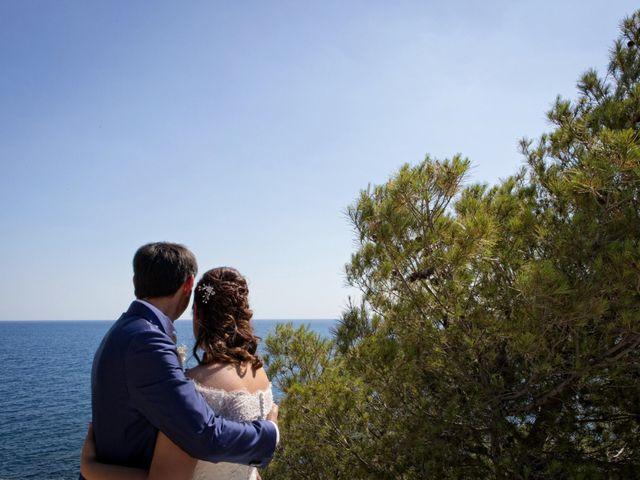 Il matrimonio di Alessandro e Simona a Zoagli, Genova 22