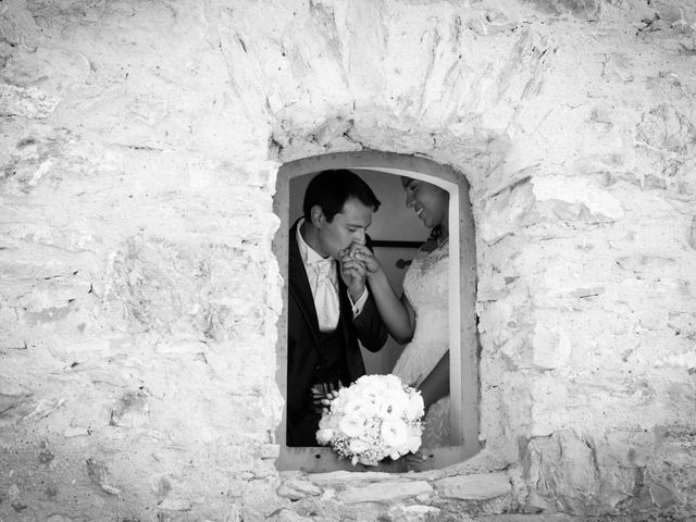 Il matrimonio di Alessandro e Simona a Zoagli, Genova 25